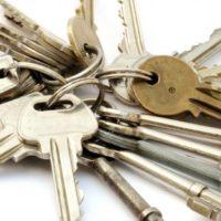 Mazzo di chiavi vario